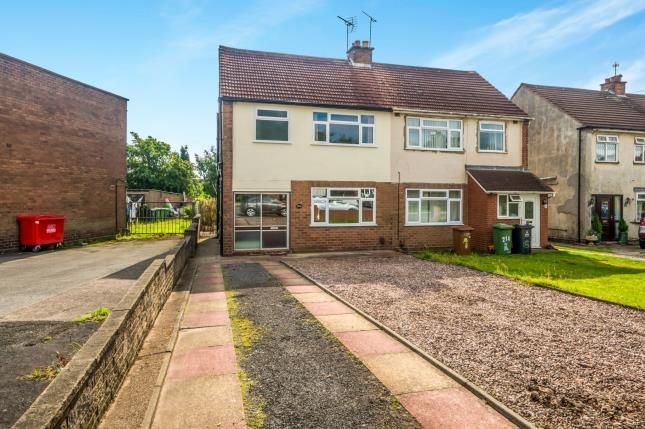 Thumbnail Semi-detached house for sale in Walsall Wood Road, Walsall, West Midlands