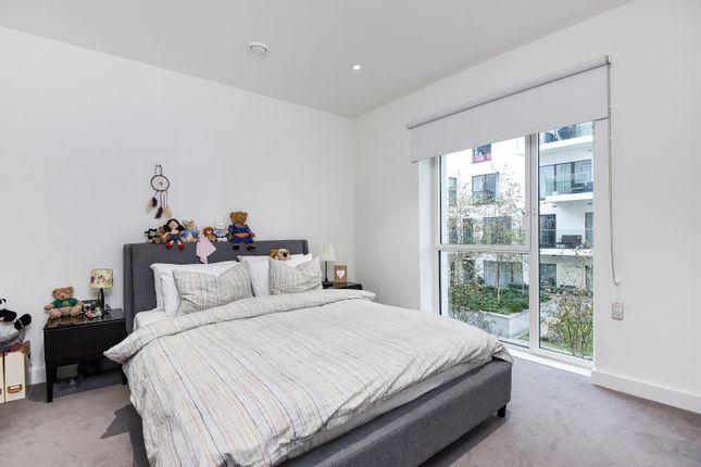 Bedroom of The Norton, John Harrison Way, Lower Riverside, Greenwich Peninsula SE10