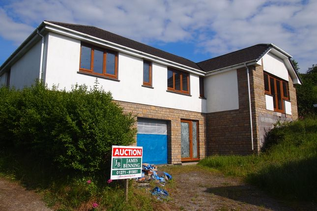 Thumbnail Detached house for sale in Ash Road, Braunton
