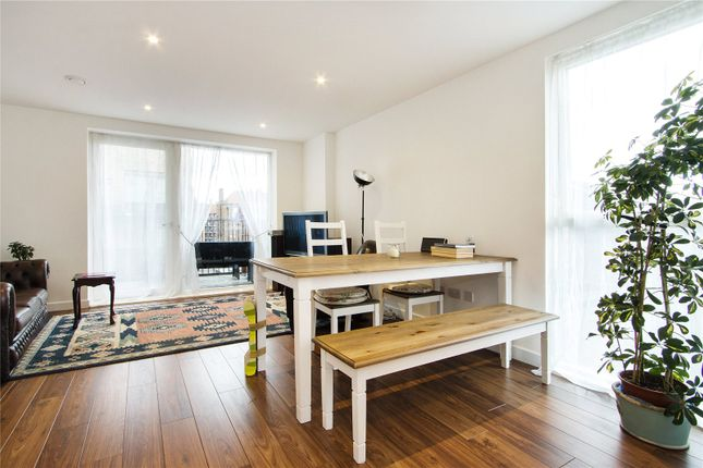 3 bed flat for sale in Atkins Square, Dalston Lane, London