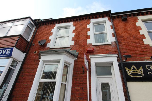 Thumbnail Property to rent in Whitworth Terrace, Spennymoor