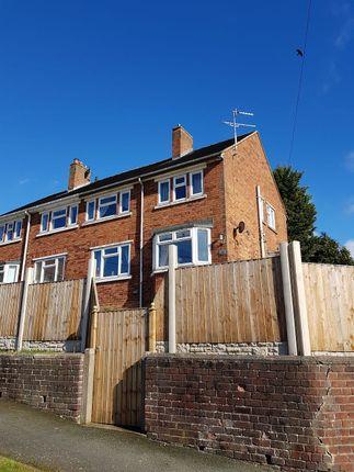 Thumbnail Semi-detached house for sale in Bryn Rhedyn, Southsea, Wrexham, Wrecsam