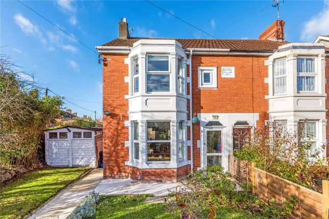 Thumbnail Semi-detached house for sale in Pound Street, Warminster, Wiltshire
