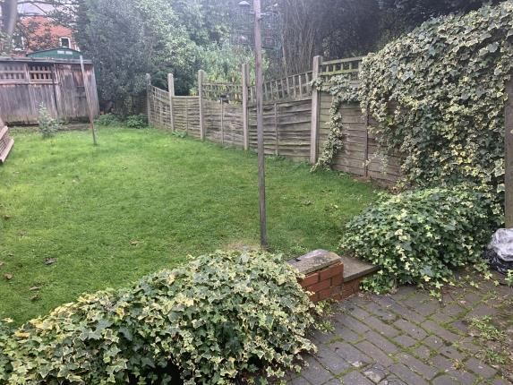 Garden of Hubert Road, Birmingham, West Midlands B29