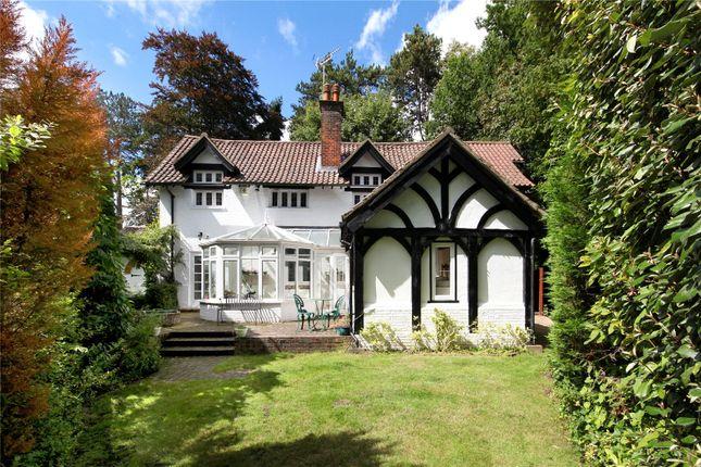 Thumbnail Detached house for sale in Grant Walk, Sunningdale, Ascot, Berkshire