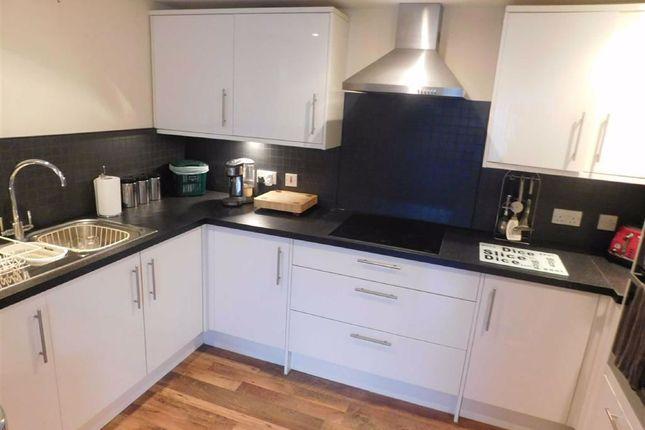Kitchen of Manston Lodge, Hampstead Drive, Stockport SK2