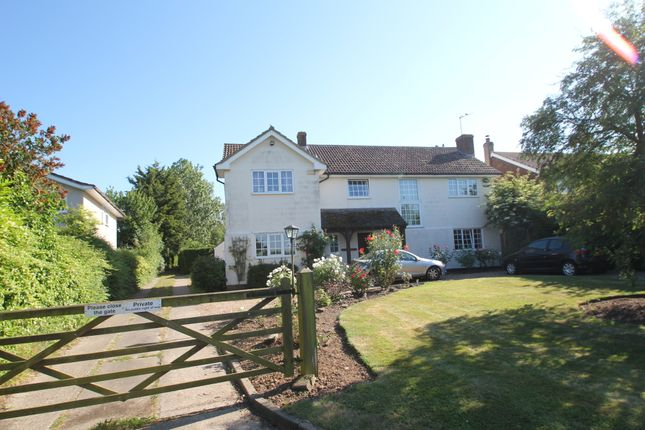 Thumbnail Detached house for sale in The Street, Salcott, Maldon