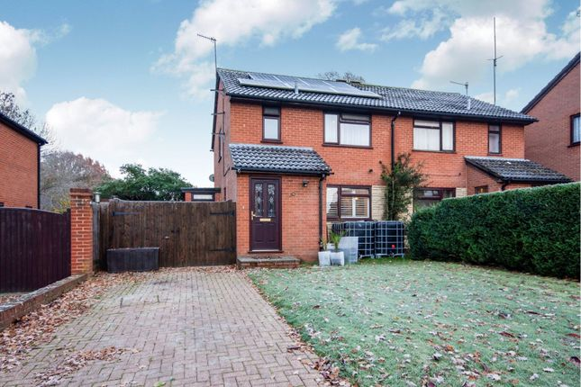 Thumbnail Semi-detached house for sale in Medway Drive, Forest Row