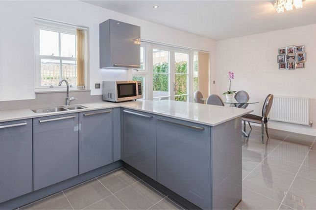 Thumbnail Semi-detached house for sale in Mobbs Close, Stoke Poges, Buckinghamshire
