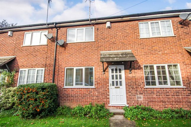 Thumbnail Terraced house to rent in Vernon Avenue, Old Basford, Nottingham