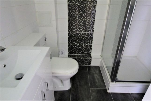 Shower Room of Polsons Crescent, Paisley PA2