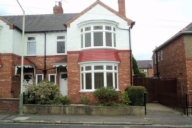 Thumbnail Semi-detached house to rent in Westlands Road, Cockerton