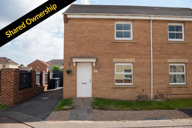 3 bed semi-detached house for sale in Pennistone Place, Grimsby, North East Lincolnshire DN33