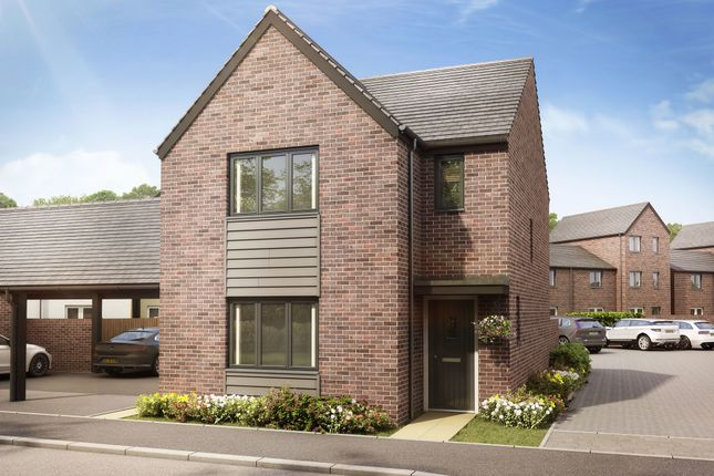 """Thumbnail Detached house for sale in """"The Hatfield"""" at Llantrisant Road, Capel Llanilltern, Cardiff"""