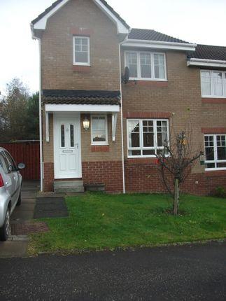 Thumbnail Semi-detached house to rent in Kilne Place, Livingston