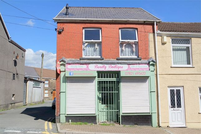 Commercial property for sale in Picton Street, Maesteg, Mid Glamorgan