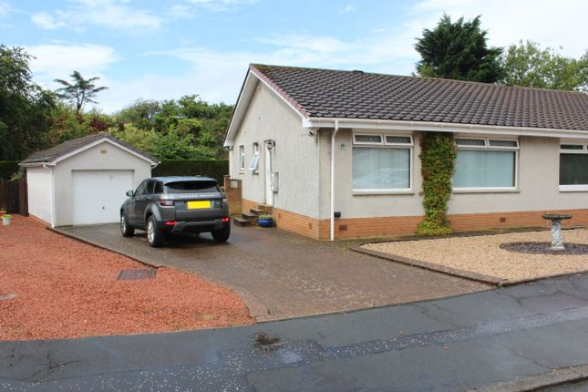 Thumbnail Semi-detached bungalow for sale in Bunting Place, Kilmarnock
