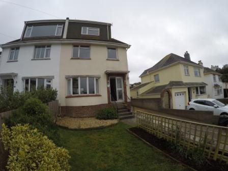 Thumbnail Semi-detached house to rent in Heath Park, Brixham