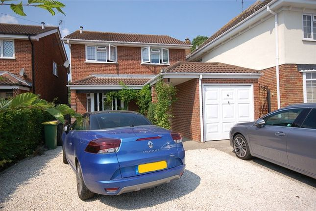 Thumbnail Detached house for sale in Elm Grove, Hullbridge, Hockley, Essex