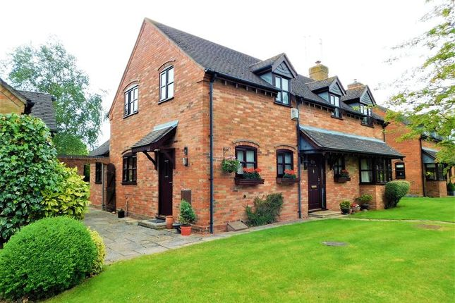 Thumbnail Detached house for sale in Church Down, Hilderstone, Stone