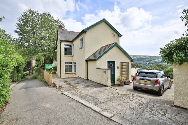 Thumbnail Detached house for sale in Heol Y Bwnsi, Groes Wen, Cardiff