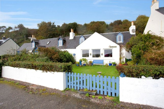 Thumbnail Semi-detached house for sale in Reraig, Kyle, Ross-Shire