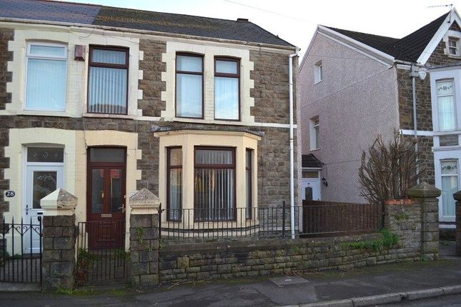 Ynys Street, Port Talbot, Neath Port Talbot. SA13