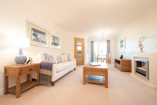 "Thumbnail Flat for sale in ""Typical 2 Bedroom"" at South Street, South Molton"