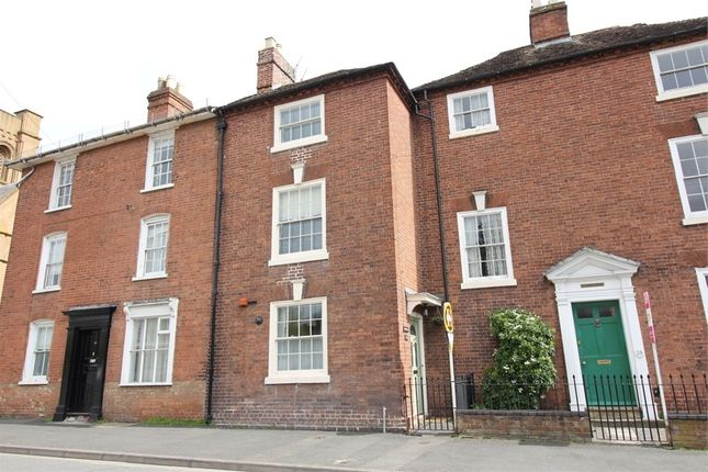 Thumbnail Town house for sale in Henwick Road, Worcester