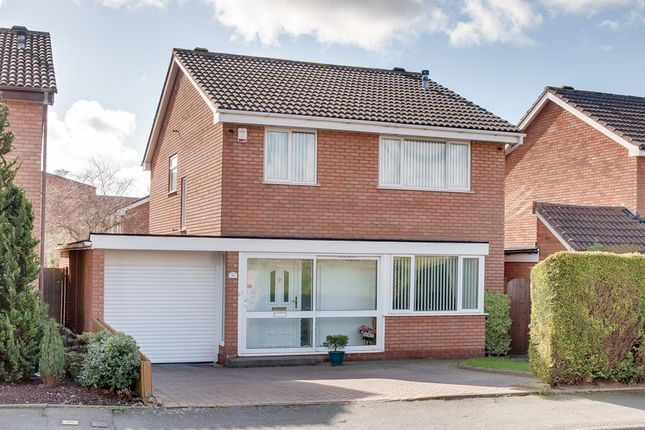 4 bed detached house for sale in The Flats, Sidemoor, Bromsgrove