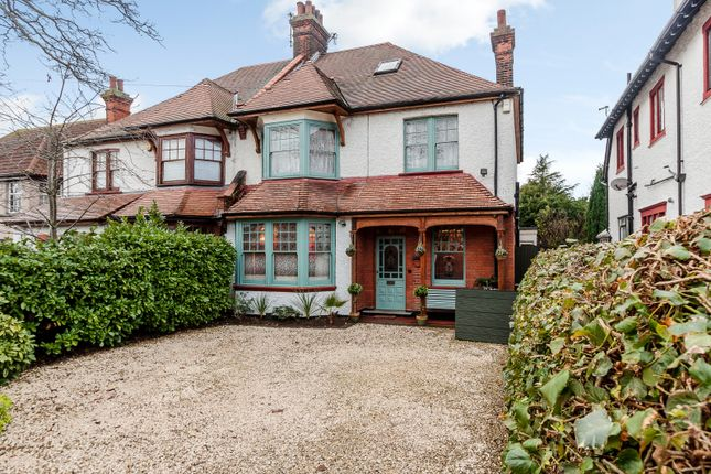 Thumbnail Semi-detached house for sale in Crowstone Road, Westcliff-On-Sea, Essex