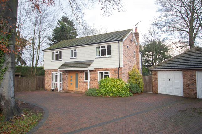 Thumbnail Detached house for sale in Alderbury Road, Stansted, Essex