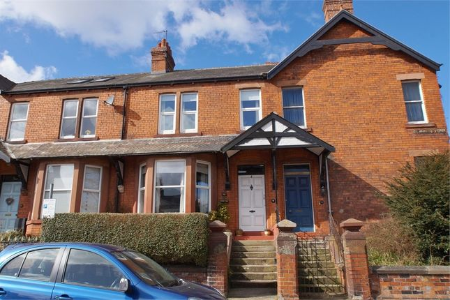 Thumbnail Terraced house for sale in St James Road, Off Dalston Road, Carlisle