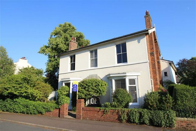Thumbnail Detached house for sale in Victoria Road, Fulwood, Preston