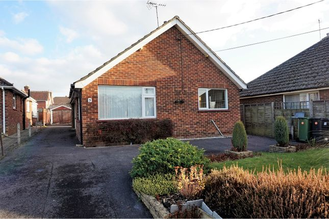 Thumbnail Detached bungalow for sale in Allington Lane, Eastleigh