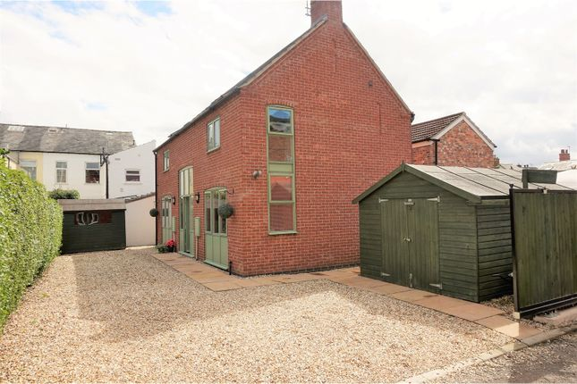 Thumbnail Detached house for sale in Naam Place, Lincoln