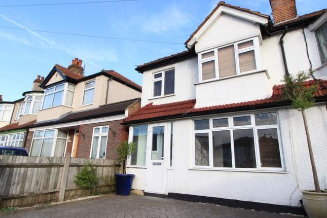 Thumbnail Property to rent in Red Lion Road, Tolworth, Surbiton
