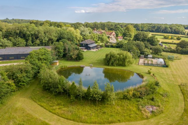 Thumbnail Barn conversion for sale in Finchingfield Road, Hempstead, Saffron Walden