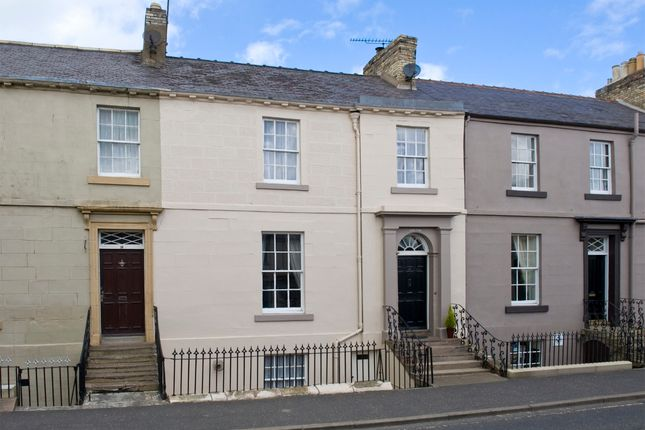 Thumbnail Terraced house for sale in High Street, Coldstream