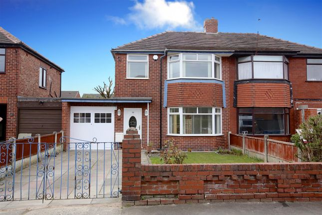 Thumbnail Semi-detached house for sale in Nina Drive, Blackley, Manchester