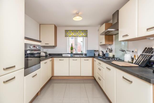 Kitchen of Cygnus Way, Brackley, Northamptonshire NN13