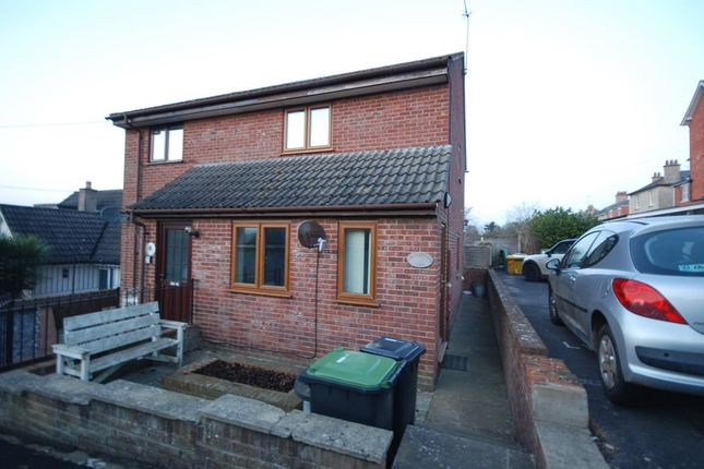 Thumbnail Semi-detached house to rent in North Mills, Bridport