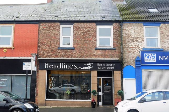 Thumbnail Retail premises for sale in Headlines Hair & Beauty, Church Way, North Shields