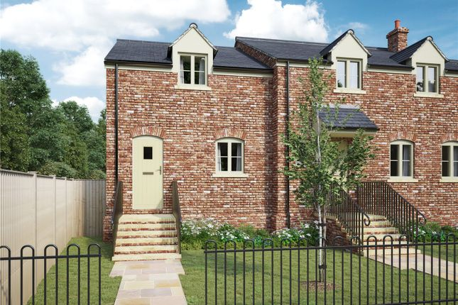 Thumbnail Semi-detached house for sale in Plot 6, Lake Lane, Frampton On Severn, Gloucester