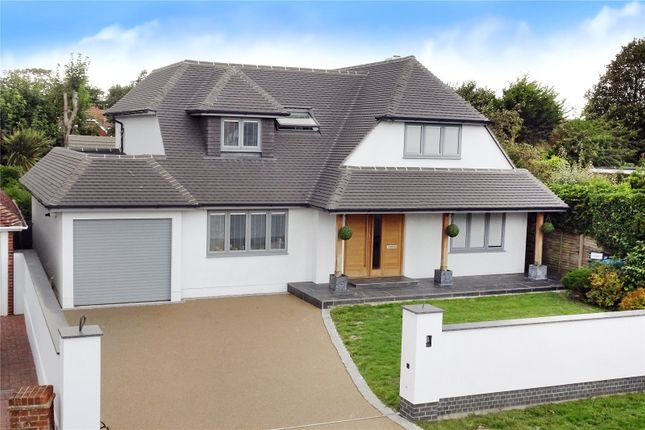 Thumbnail Detached house for sale in Angmering-On-Sea, East Preston, West Sussex