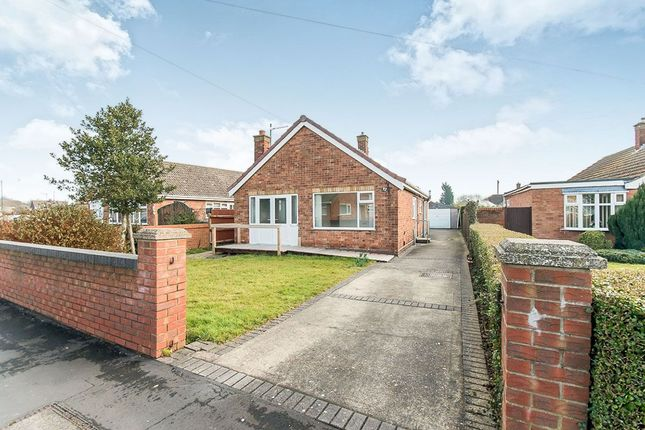 Thumbnail Bungalow for sale in Valda Vale, Immingham