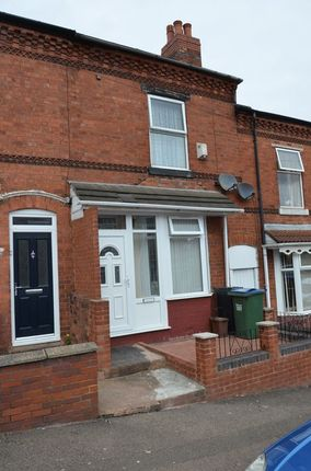Thumbnail Terraced house for sale in Dibble Road, Smethwick