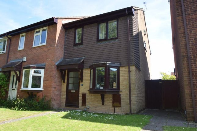 Thumbnail Property to rent in Brean Down Avenue, Bristol
