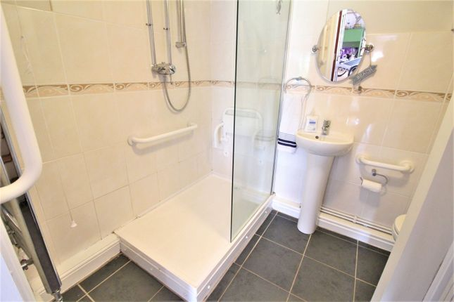 Shower Room of County Road, Leeswood CH7