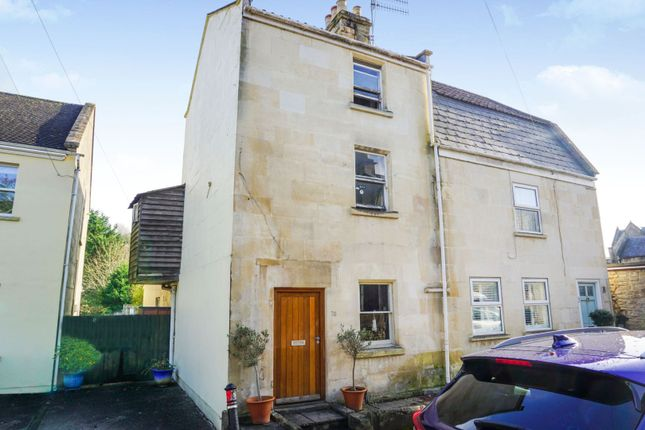 Thumbnail Semi-detached house for sale in Northend, Batheaston